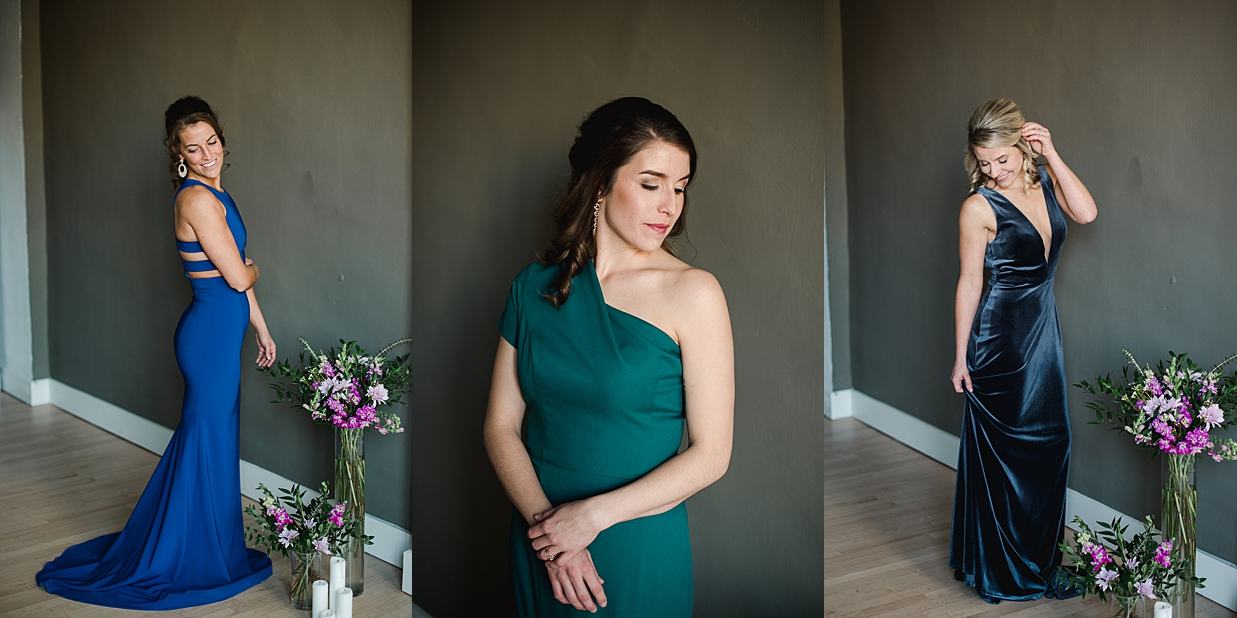 2332e982335f Bridesmaid Trends 2019, Gilded Social, Watters, Jenny Yoo, Amsale, Theia,  ...